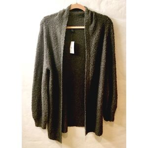 Rue 21 Boucle Cardigan NWT
